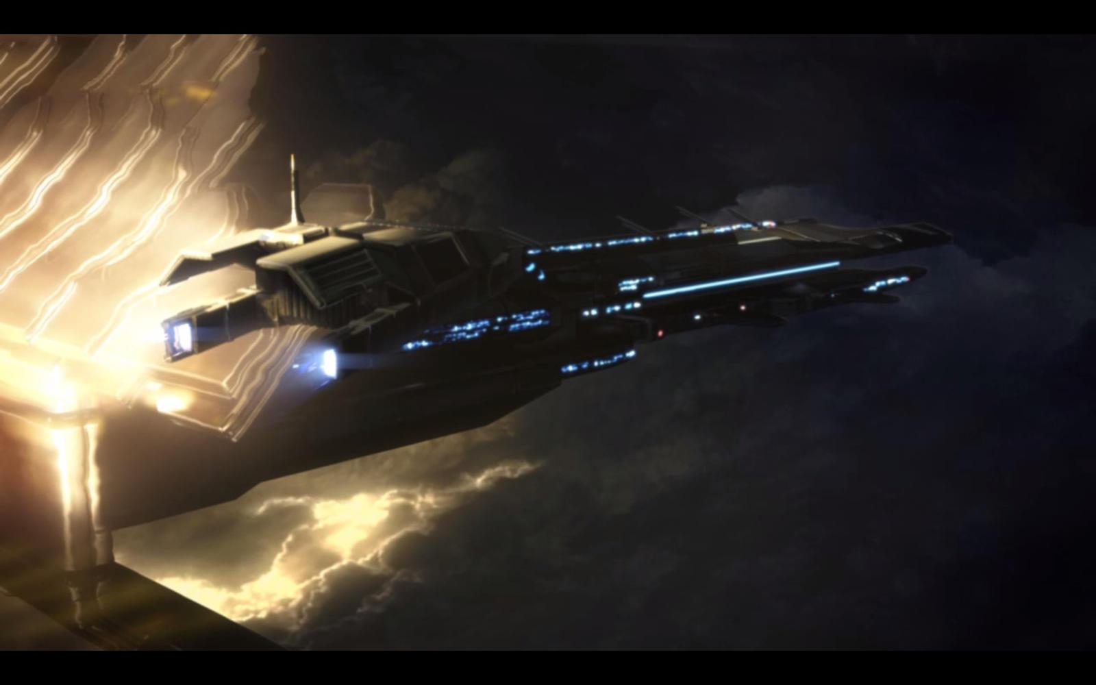 vaisseaux du courtier de l-ombre by MillianaLennie