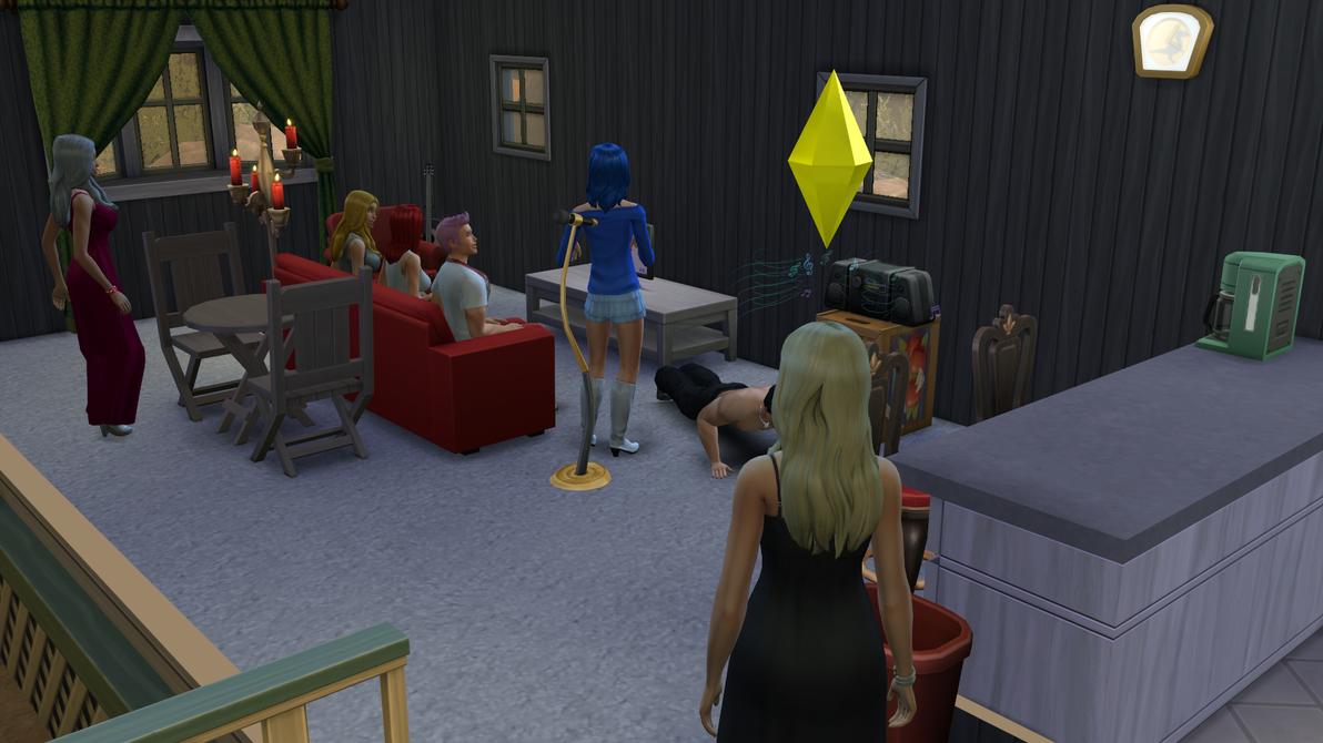 Nicci visite la maison de mirajane et ces amis by - Maison d artiste a visiter ...
