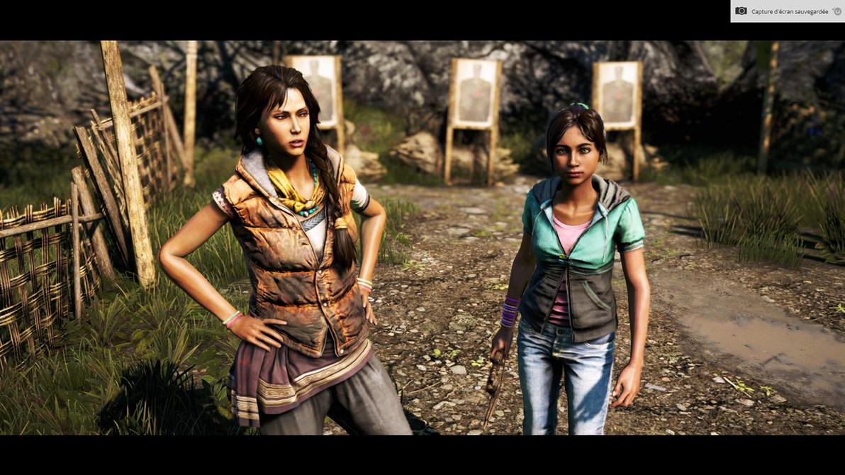 Far Cry 4 Amita et Bhadra by MillianaRose on DeviantArt