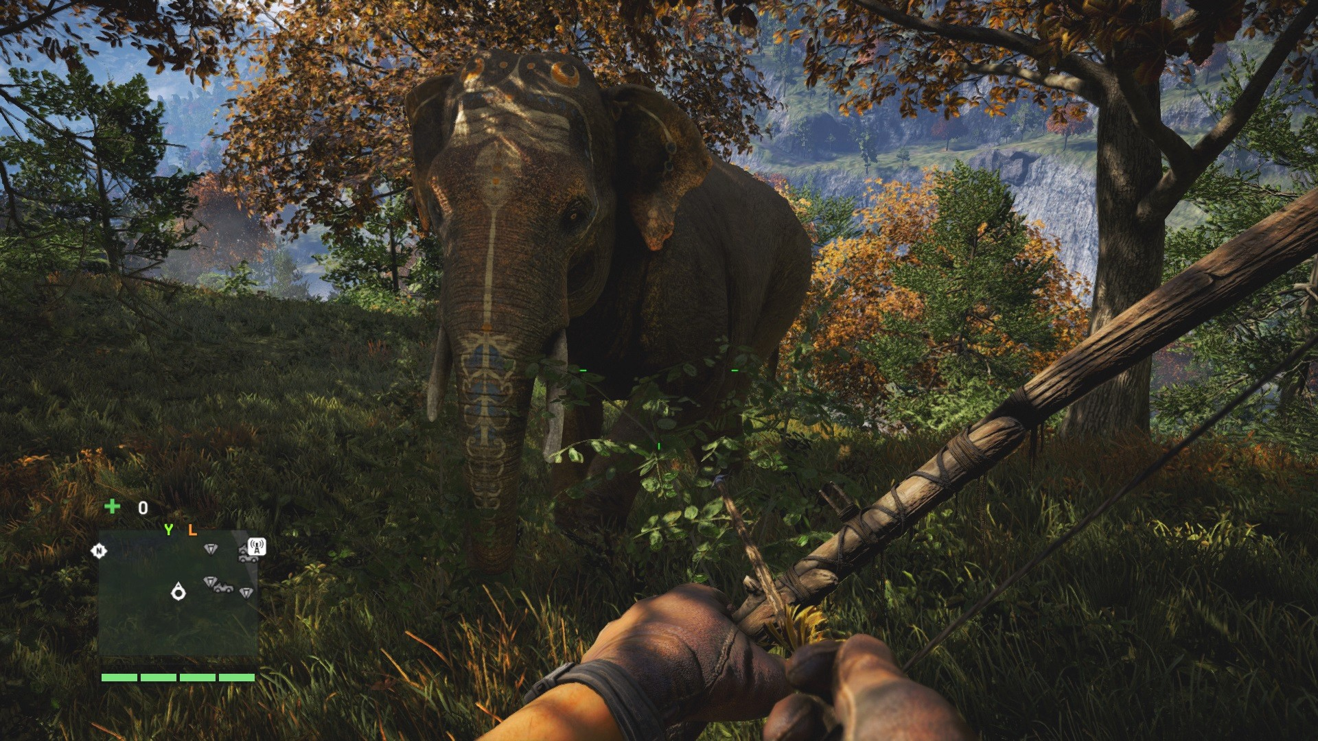 Far Cry 4 Wallpaper Elephant: Far Cry 4 Elephant Avec Peinture By MillianaRose On DeviantArt