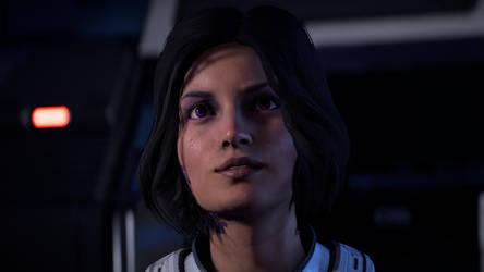 Mass Effect Andromeda  Lady Rose by LadyRoseUchiha