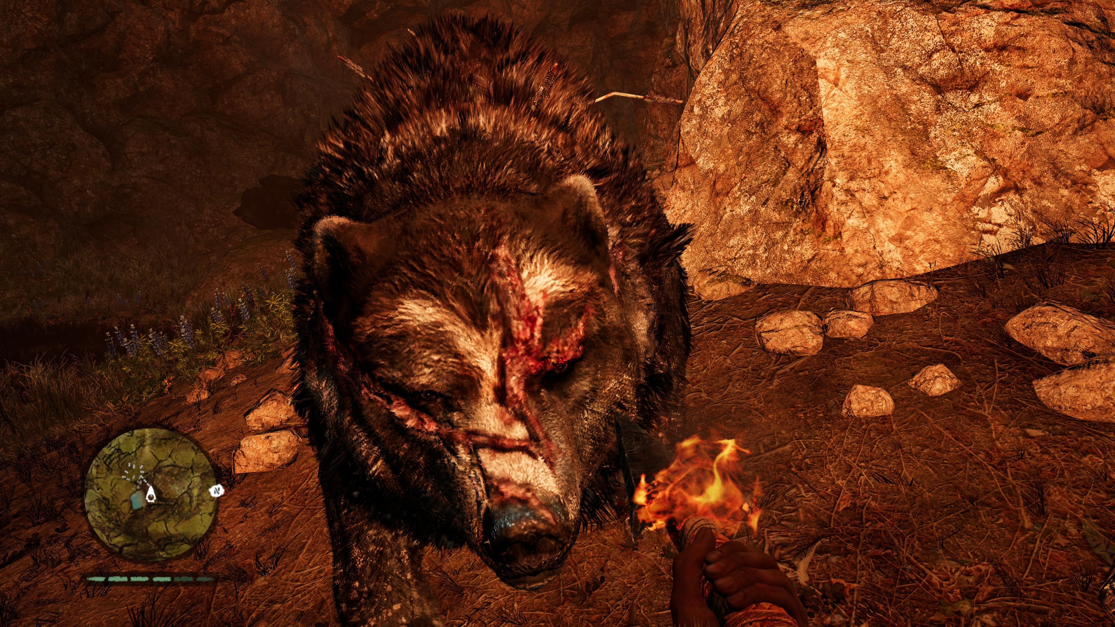 Far Cry Primal Cave Bear By Ladyrosedoffy On Deviantart
