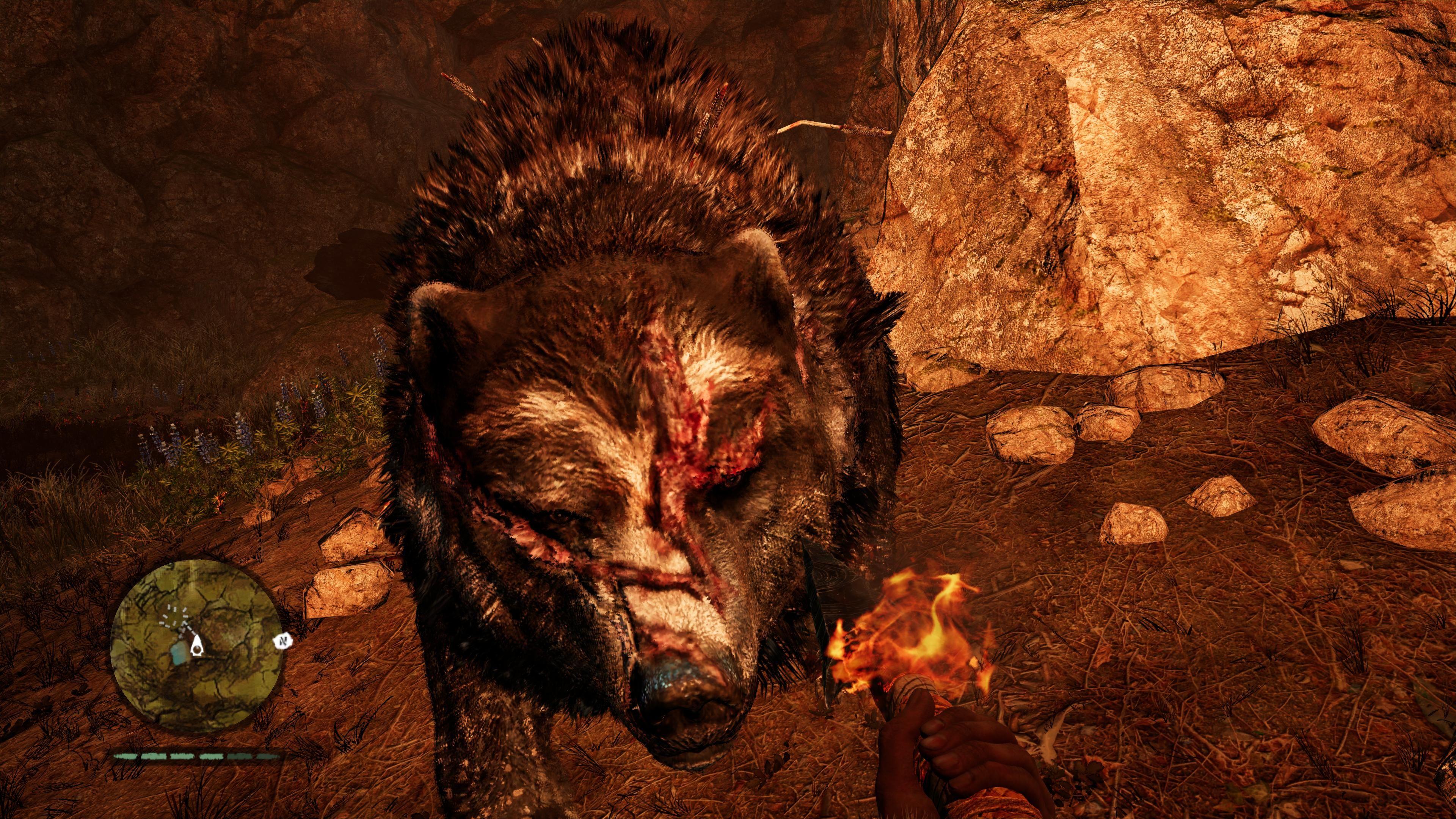 Far Cry Primal Cave Bear Legendary By Ladyrosedoffy On Deviantart