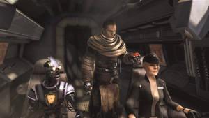 Star Wars Unleashed  Starkiller Crew