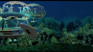 Lego Star Wars  Gungan Sea city