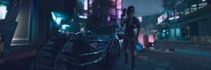 Cyberpunk 2077    Claire  The Badass Nomad !