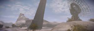 Mass Effect 2 Landscape