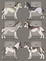 [adoptable) Sad Dogs - OPEN 3/6