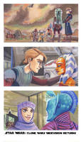 Clone Wars Returns 1 by kayjkay