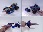 Nexo-Knight Rumble Blade