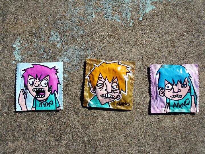 nano ARTpack by drunkmonk666