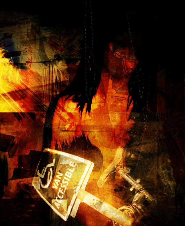Photoshop Vomit by drunkmonk666