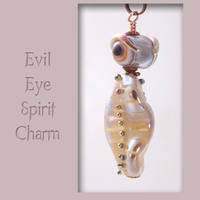Evil Eye Spirit Charm by iJill