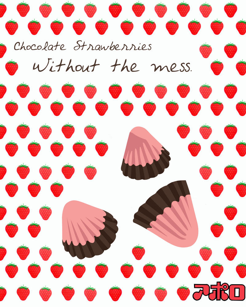 Strawberry Chocolate by H0shii