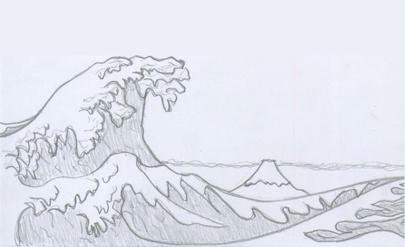 Japanese waves by lunchbox5388 on deviantart japanese waves by lunchbox5388 ccuart Gallery
