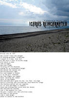 visual poetry - icarus by ribcage-menagerie