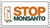stamp - stop monsanto
