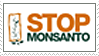 stamp - stop monsanto by ribcage-menagerie