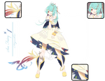 Sea Fairy*1(closed)