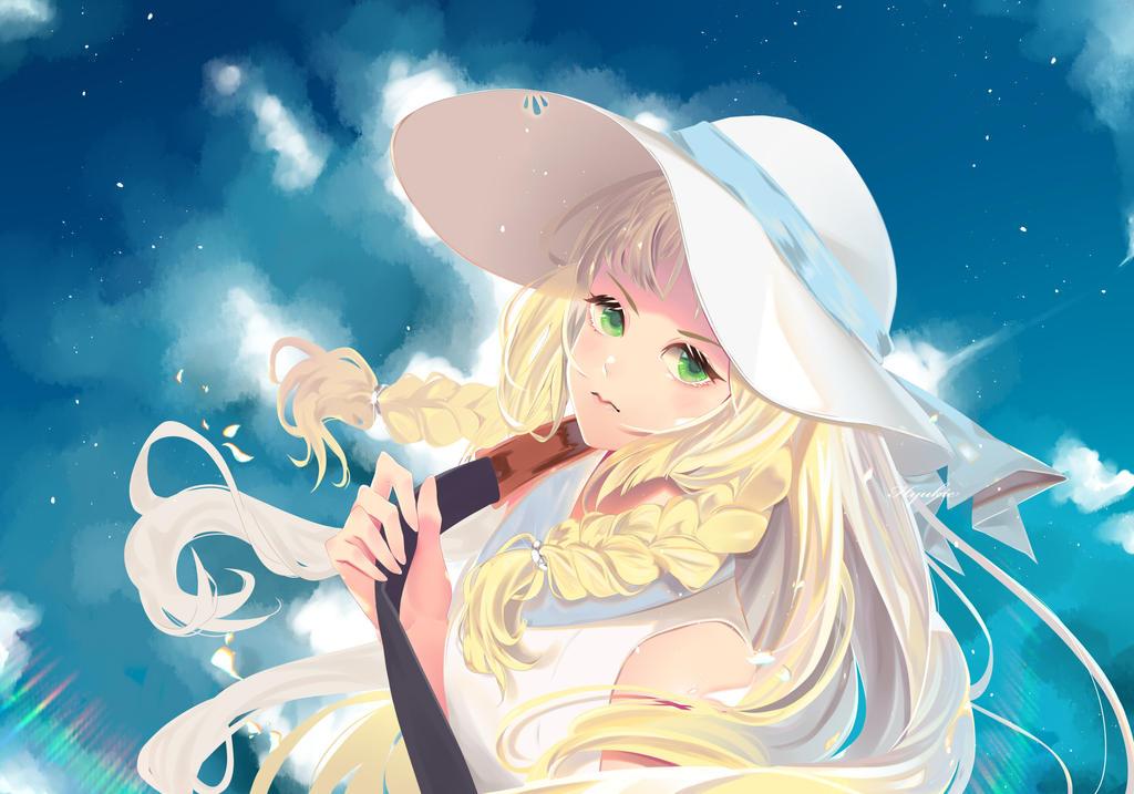 Lillie by Yukie94