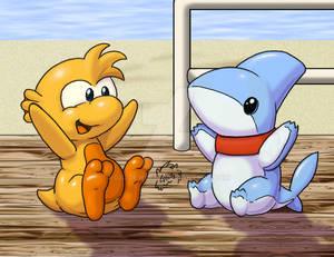 Urb meets Shark Puppy