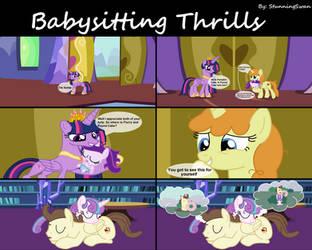 Babysitting Thrills 7/7