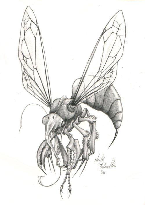 Charnula, Bug Demon by FalconStorm