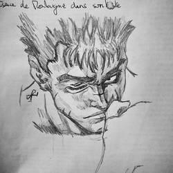 Guts Sketch by Hugozz