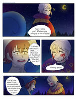 Midnight Encounter (Henry x Ricken comic) by AngelsMelodie