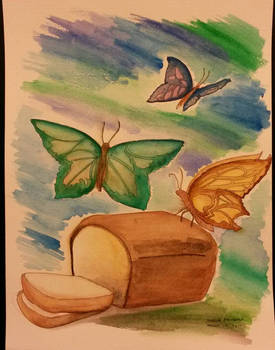 Bread and Butterflies