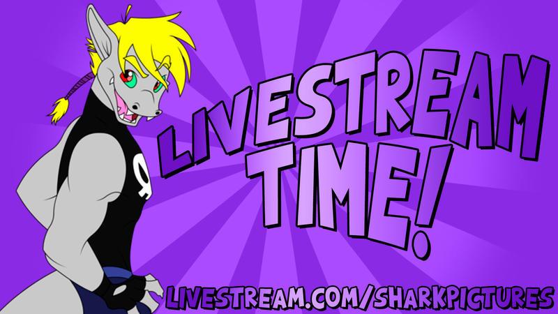 Livestream TIME OFFLINE by TheSharkMaster
