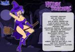 [Reference] Helen Tenebris