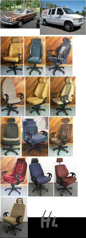 chair dump