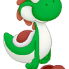 Hey look it's Yoshi. by Corvis-DA-Account