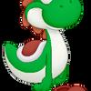 Hey look it's Yoshi. by Corvis-DA-Account