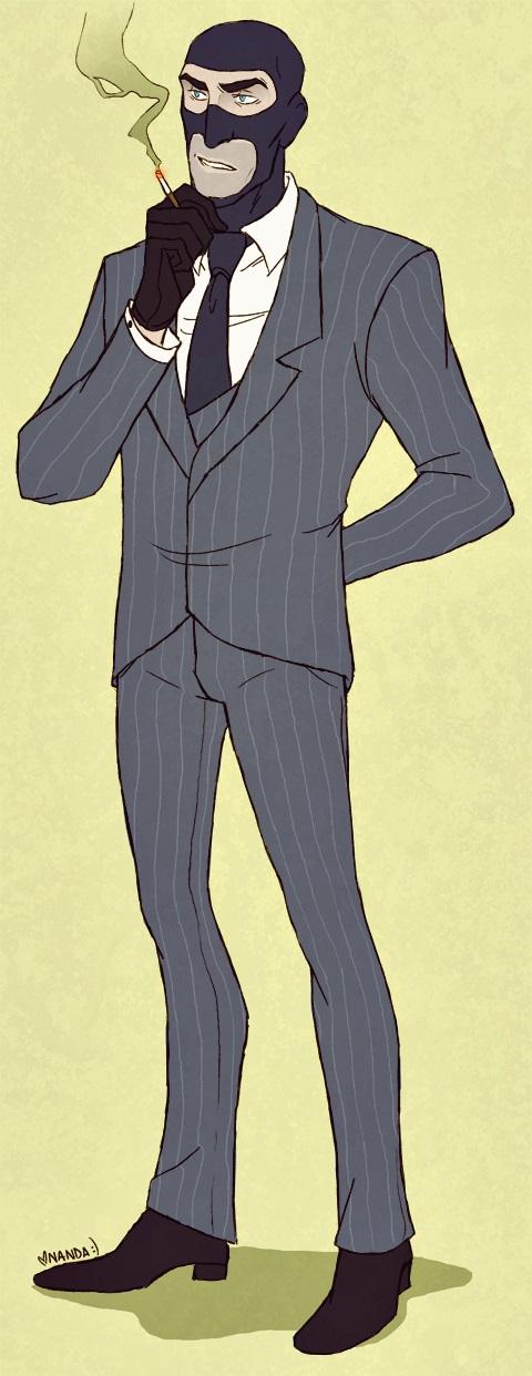 Gentleman by nanda16