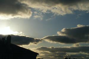Sky 3 by annakybele-stock