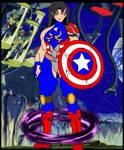 MvCI Next Avengers. Captain Han. Final Battle by CrossoverGeek