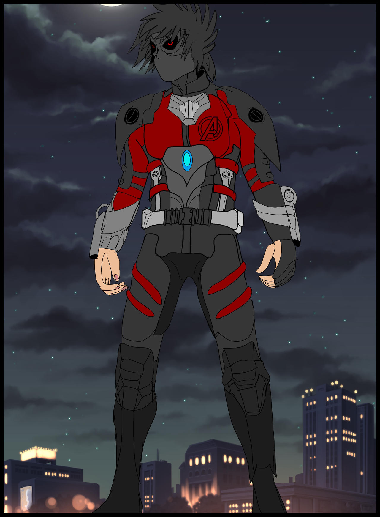 MvCI Next Avengers  Luis Miyabi  Night Monkey by