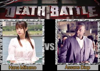 Death battle. Lupin succession duel