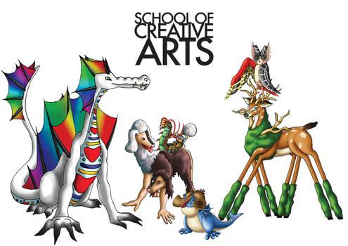 School of Creative Arts