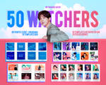 MEGAPACK 50 WATCHERS by rareddeer