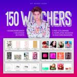 MEGAPACK 150 WATCHERS by Rareddeer