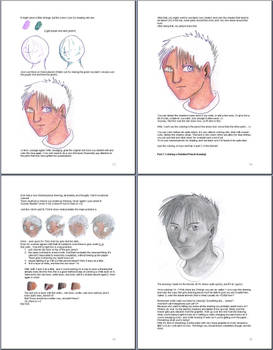 Colored Pencil Tutorial part 4