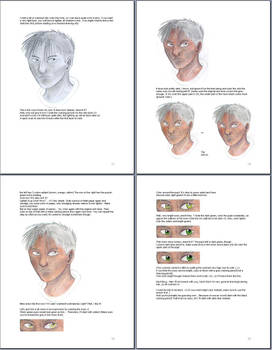 Colored Pencil Tutorial part 5