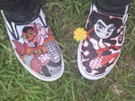 Powerpuff Villain Shoes