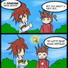 Tales of Symphonia end - omake by darkangel6