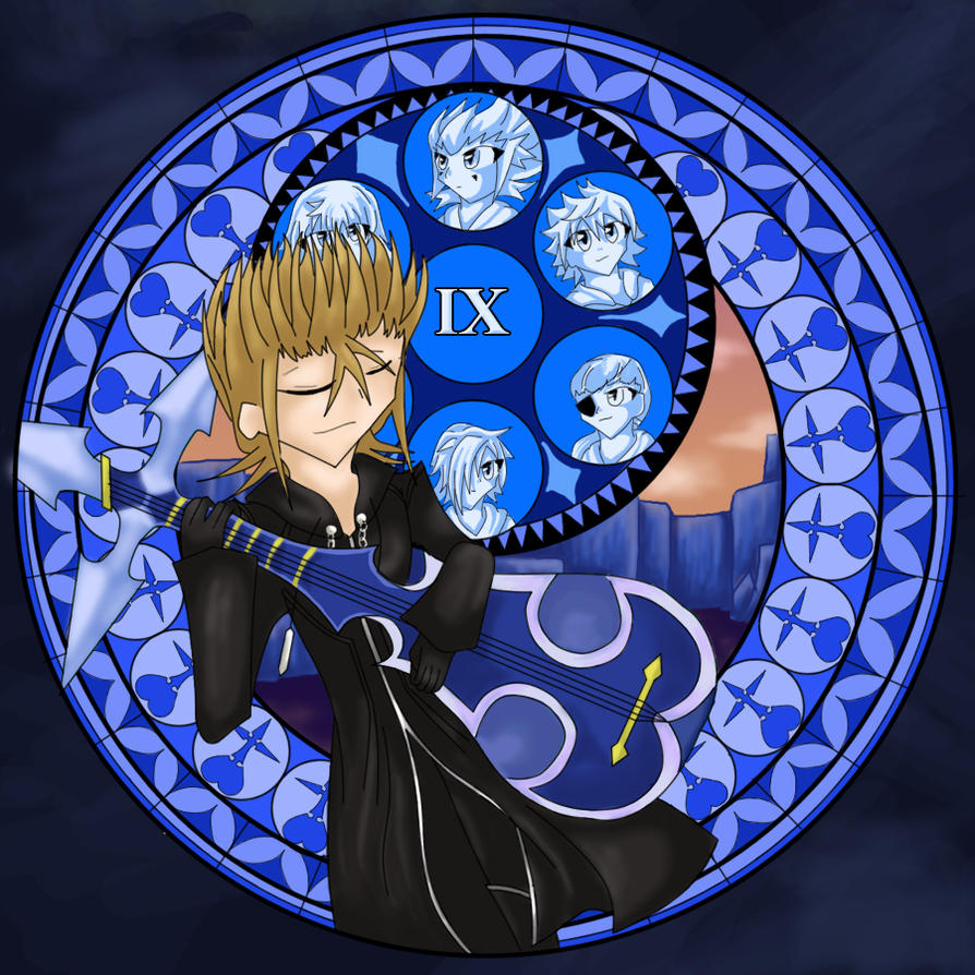 kingdom heart demyx: