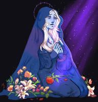 Blue Diamond by Inain1