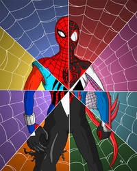 Web of Spider-Man by bryesque
